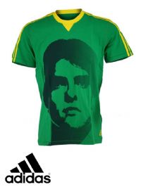 Men's Adidas 'Kaka' T Shirt (E19106) x3: £4.95